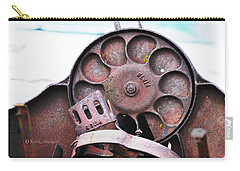 Farm Equipment Remnant Carry-all Pouch