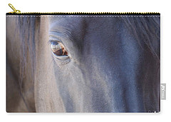 Fenced Foal Carry-all Pouch
