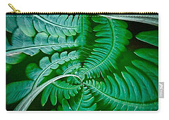 Fern Dance Carry-all Pouch