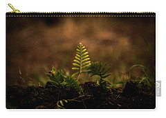 Fern Of Life Carry-all Pouch