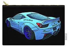 Ferrari 458 Liberty Walk Carry-all Pouch