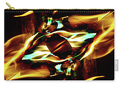 Fire Eye Carry-all Pouch