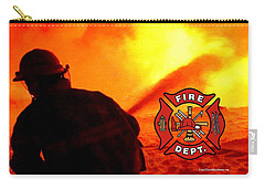 Fire Fighting 6 Carry-all Pouch