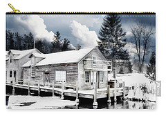 Fishtown Michigan Carry-all Pouch