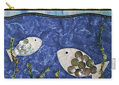 Fishy Fishy Carry-all Pouch