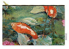Fishy Tales Carry-all Pouch