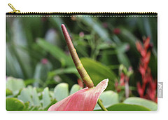 Flamingo Flower - Anthurium Andreanum Carry-all Pouch