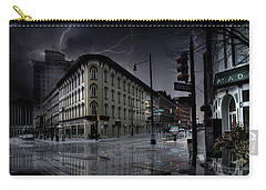 Flat Iron Building Grand Rapids Carry-all Pouch