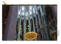Carry-all Pouch featuring the photograph Flight Of Fancy 2 by Alex Lapidus