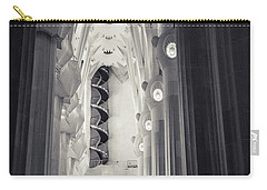 Carry-all Pouch featuring the photograph Flights Of Fancy 1 by Alex Lapidus