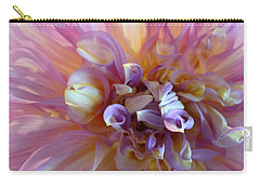 Carry-all Pouch featuring the photograph Floral Melody #3 by Ahma's Garden