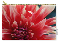 Carry-all Pouch featuring the photograph Floral Melody #5 by Ahma's Garden