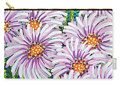 Floral Whimsy 1 Carry-all Pouch