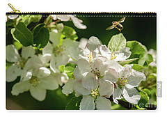 Flower Hopping Carry-all Pouch