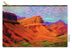 Flowing Rock Carry-all Pouch
