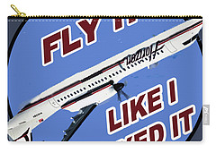 Fly It Like I Fixed It Carry-all Pouch