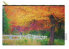 Foliage By The Farm Carry-all Pouch