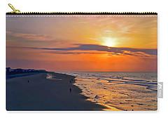 Folly Beach Sunrise Carry-all Pouch