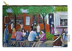 Food Truck Gathering Carry-all Pouch