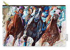 Horse Race Carry-All Pouches