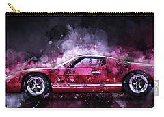 Ford Gt 40 Night Moves Carry-all Pouch