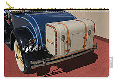 Carry-all Pouch featuring the photograph 1931 Ford Model A Roadster by Debi Dalio