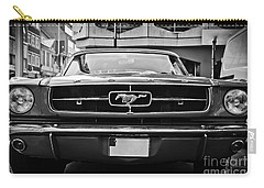 Ford Mustang Vintage 1 Carry-all Pouch