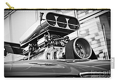 Ford Mustang Vintage Motor Engine Carry-all Pouch