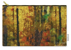 Forest Colours Carry-all Pouch