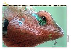 Forest Lizard  Sri Lanka Carry-all Pouch