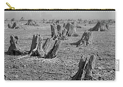 Carry-all Pouch featuring the photograph Forrest by Davor Zerjav