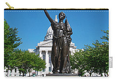 Forward - Madison - Wisconsin Carry-all Pouch