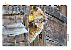 Fox Test  Carry-all Pouch