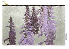 Foxglove Carry-All Pouches