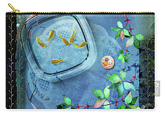 Fragility Of Life Carry-all Pouch