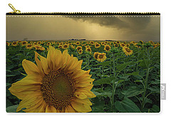 Carry-all Pouch featuring the photograph Frailty  by Aaron J Groen