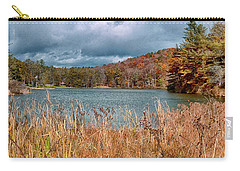 Framed Lake Carry-all Pouch