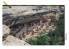 From Above The Rim Carry-all Pouch