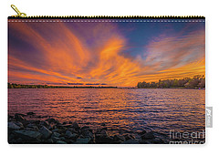 Frontenac Ferry Sunset Carry-all Pouch