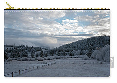 Frosted Sunrise 1 Carry-all Pouch