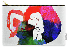 Gaga Watercolor Carry-all Pouch