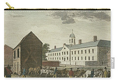 Gaol In Walnut Street Carry-all Pouch