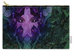 Garden Eyes Carry-all Pouch