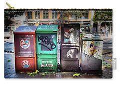 Gastown Street Newsstand Carry-all Pouch