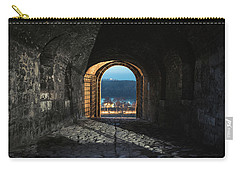 Gate At Kalemegdan Fortress, Belgrade Carry-all Pouch