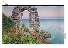 Gate In The Poppies Carry-all Pouch