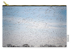 Geese In The Flyway Carry-all Pouch