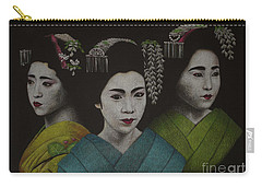 Geisha Girls Carry-all Pouch