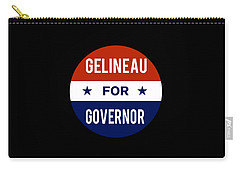 Gelineau For Governor 2018 Carry-all Pouch