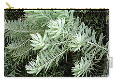Gentle Leaves Carry-all Pouch